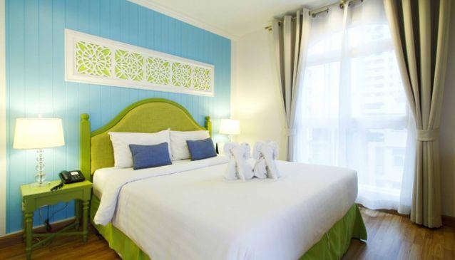 Salil Hotel Sukhumvit Soi8