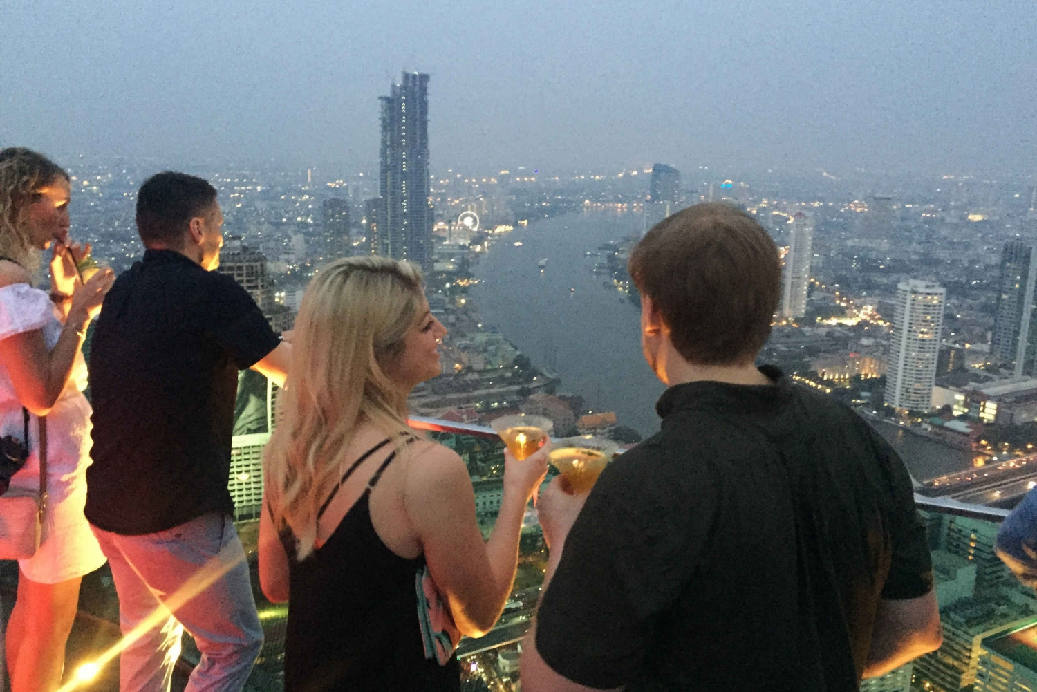 Sirocco, Chinatown & Asiatique Private Night Tour