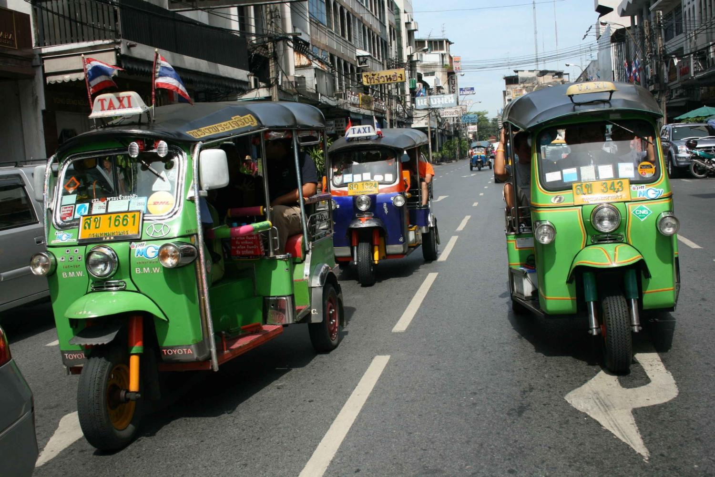 Small Group Guided Tuk Tuk & City Walking Adventure