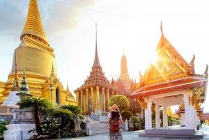 Thai Baht Coin Monuments Tour