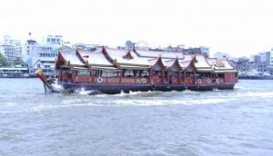 Wan Fah Rice Barge Cruise