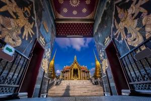Wat Arun and Wat Pho Historical Evening Tour
