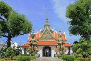 Wat Pho, Wat Arun and Wat Hong Rattanaram Private Tour
