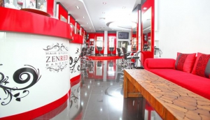 Zenred Hair Salon
