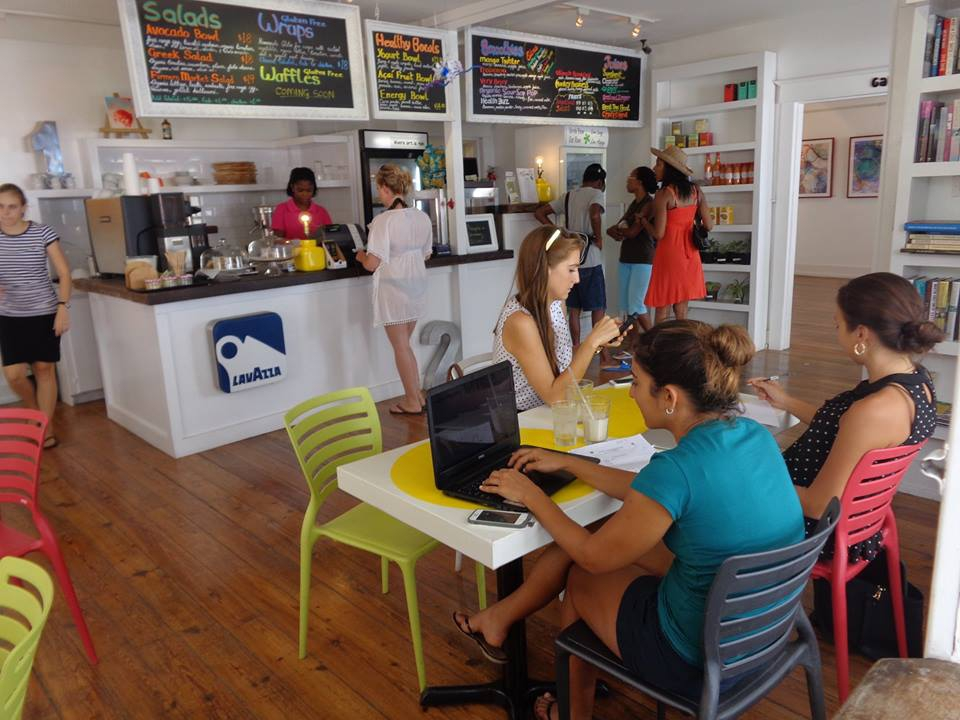 The Artsplash Café