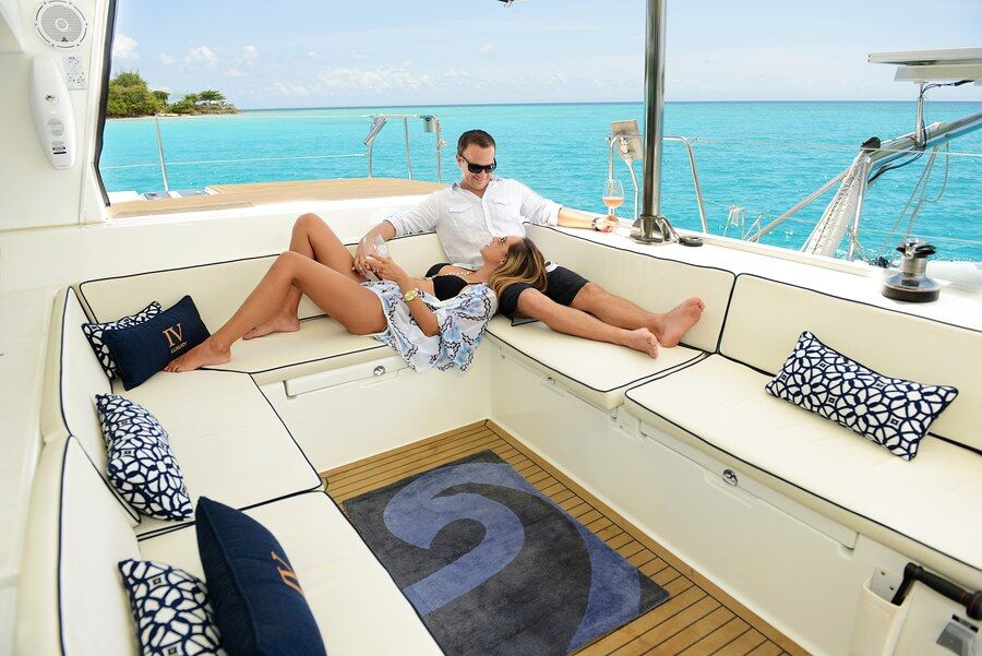 Cool Runnings IV Luxury Catamaran