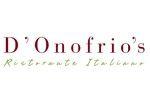 D'Onofrio's Ristorante Italiano