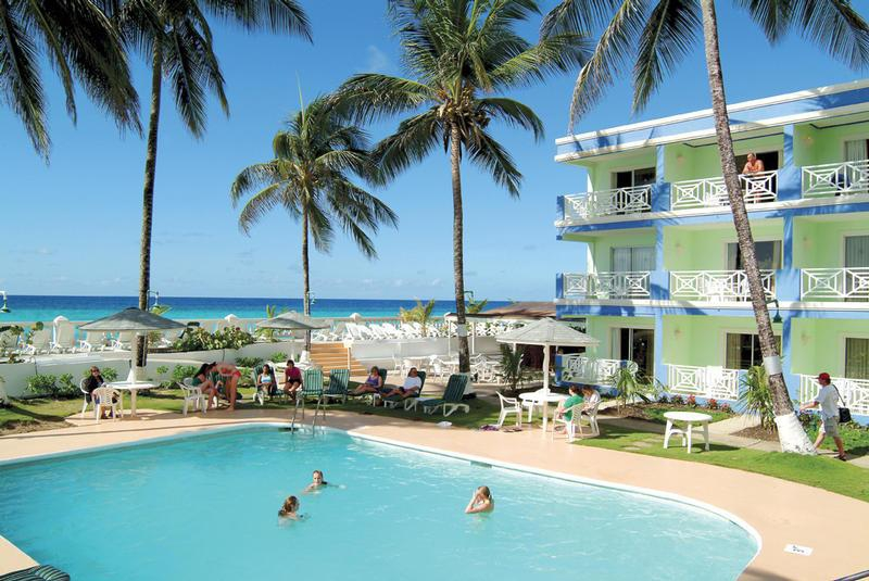 Dover Beach Hotel In Barbados My