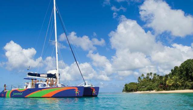 Jammin' Catamaran Cruises