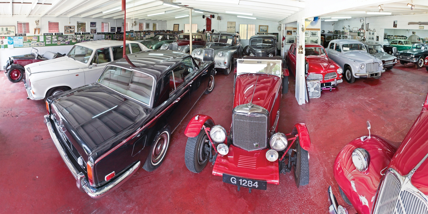 Mallalieu Motor Collection
