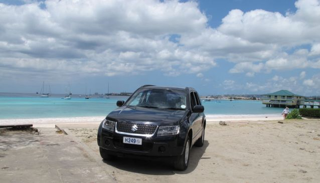Mangera Car Rentals in Barbados | My Guide Barbados