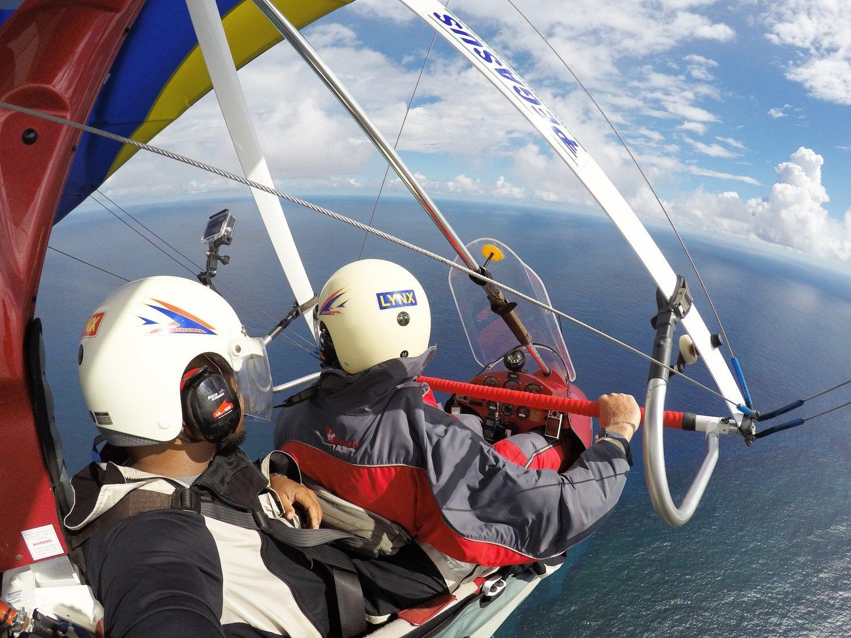Microlight Aerial Tours