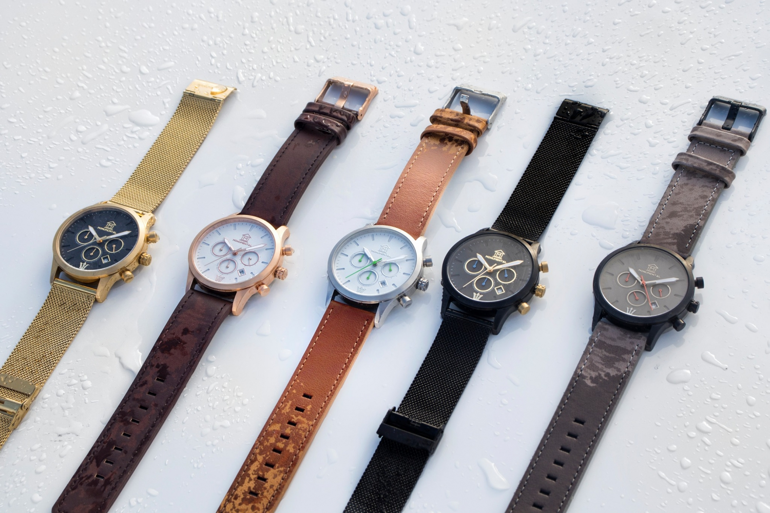 Monumental Watches