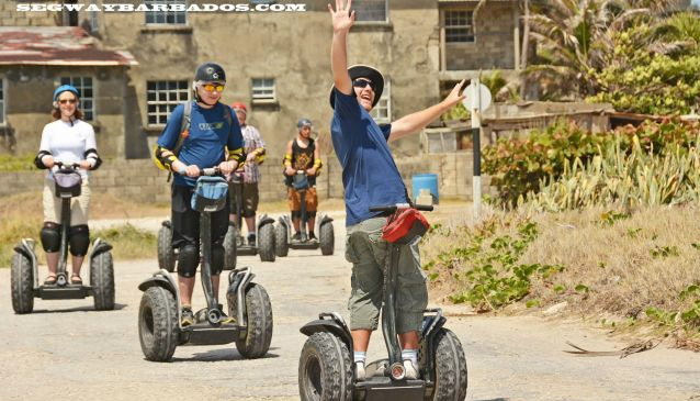 Segway of Barbados