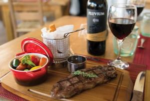 Sizzle Steak House