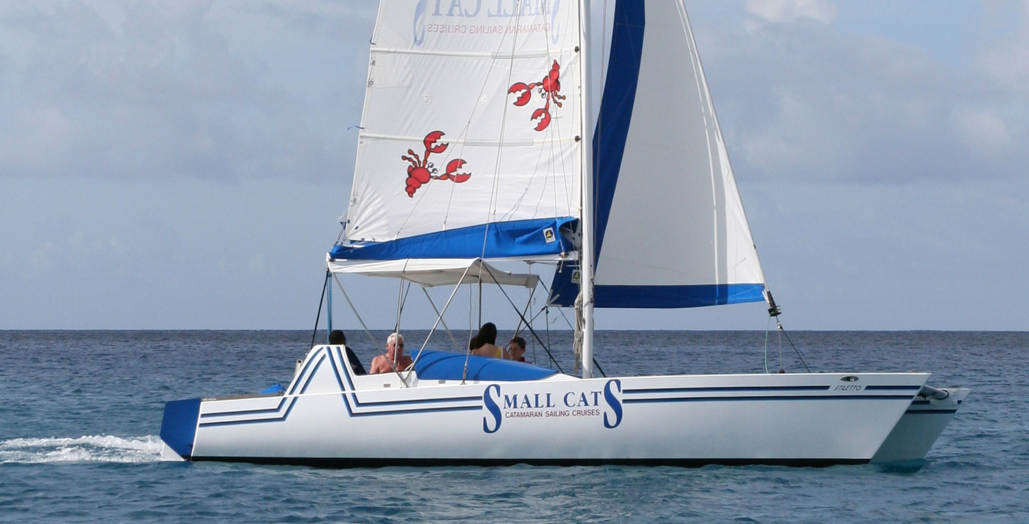 Small Cats Catamaran Sailing Cruises
