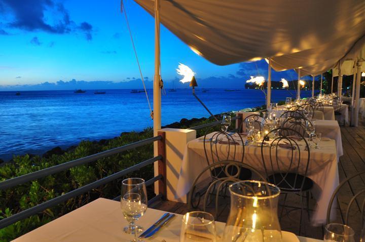Beach House Barbados Sunday Buffet