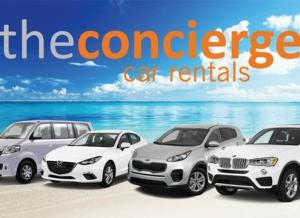 The Concierge Car Rentals