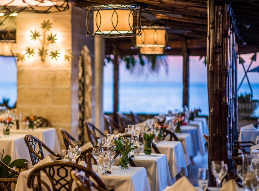 The Restaurant at Coral Reef Club