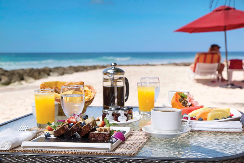 Taste Restaurant at Ocean Two Resort & Residences