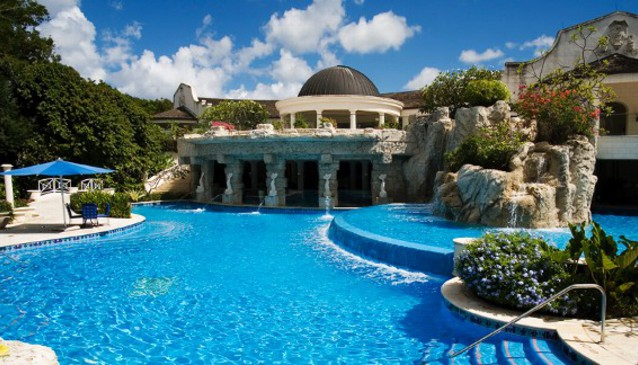 The Spa at Sandy Lane