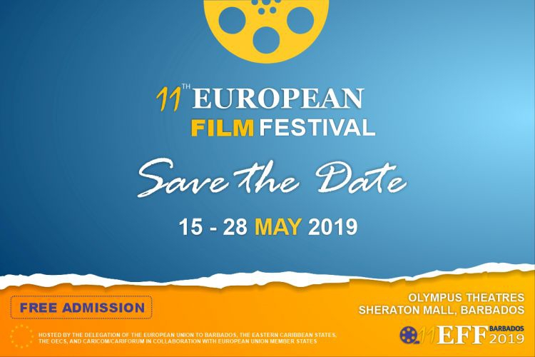 11th Annual European Film Festival 2019