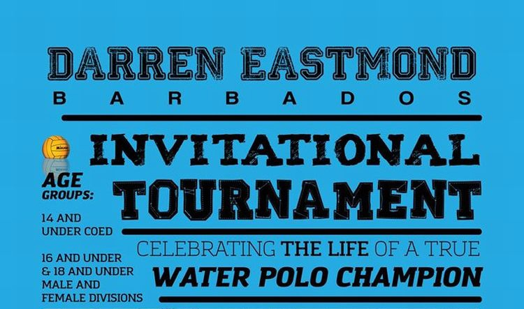 3rd Annual Darren Eastmond Barbados Invitational Water Polo Tournament 2018