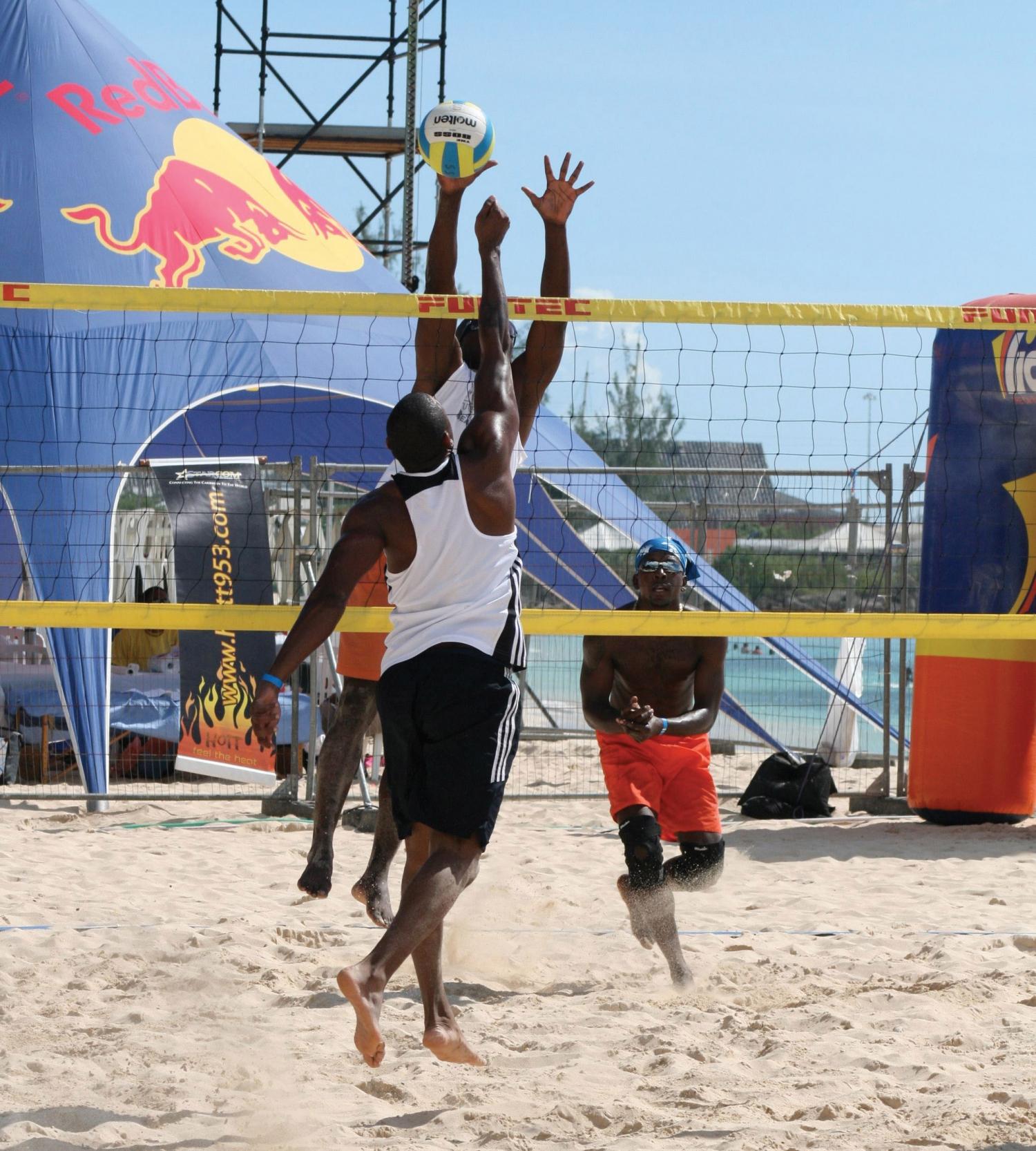Annual Sizzlin' Sand Beach Volleyball 'Barbados Sunsplash' 2019