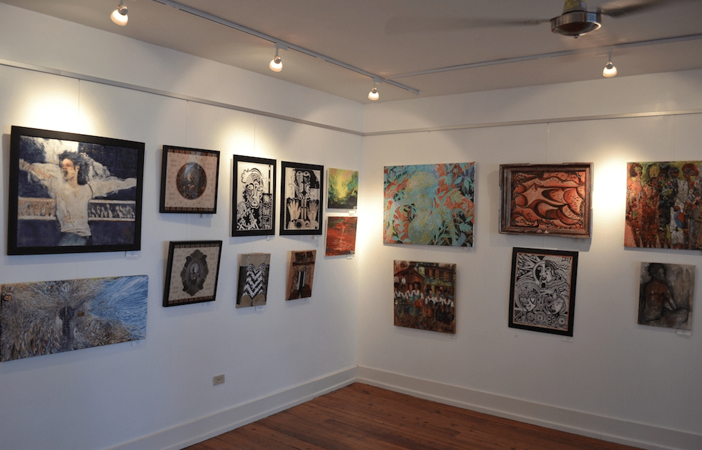 ArtSplash Art Gallery Exhibition - Art Attack