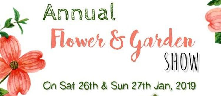 B.H.S. Annual Flower & Garden Show 2019