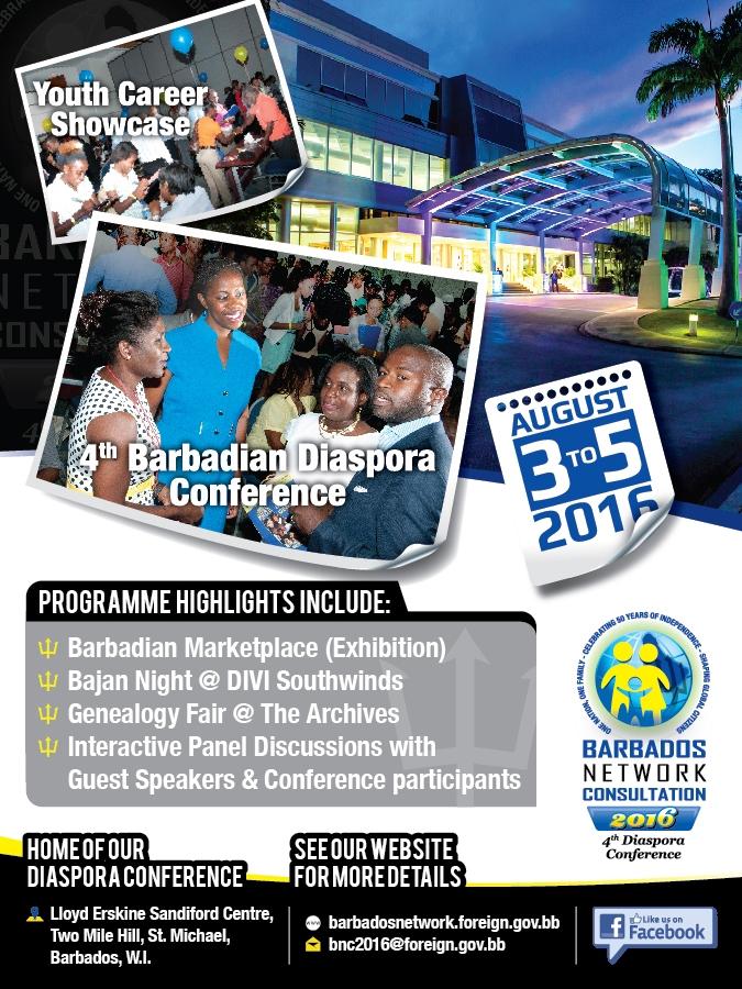 Barbados Diaspora Conference