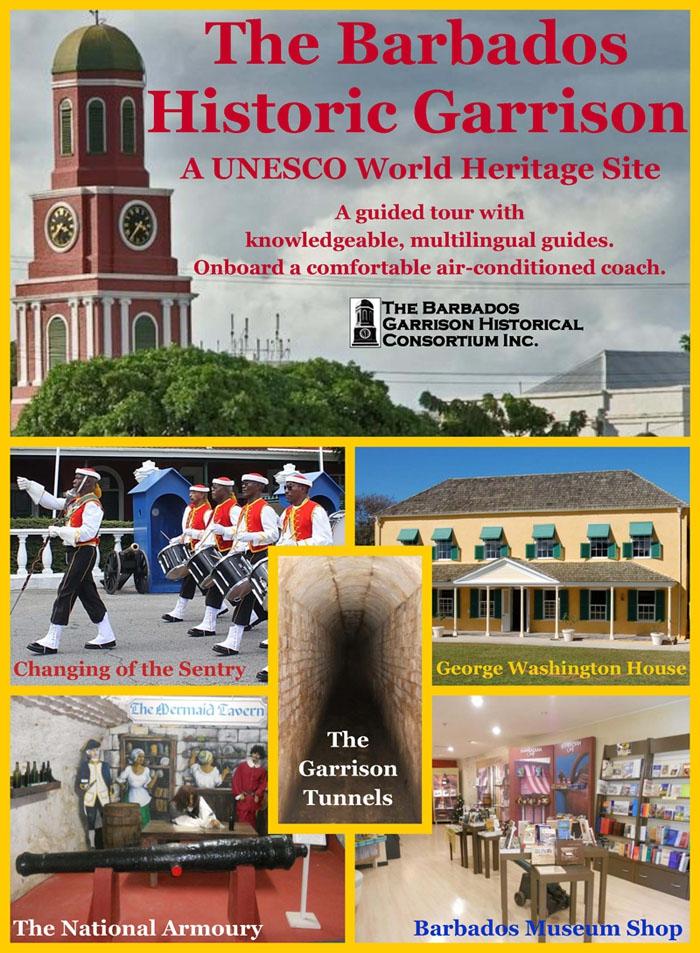 Barbados Historic Garrison Tour