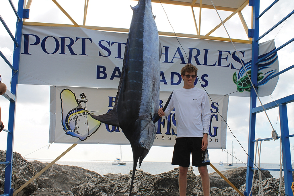 Barbados International Fishing Tournament 2018