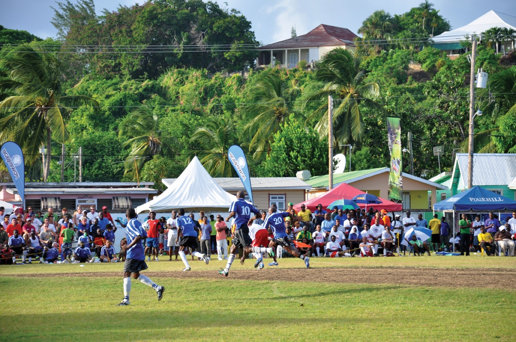 Barbados International Masters Football Festival 2018