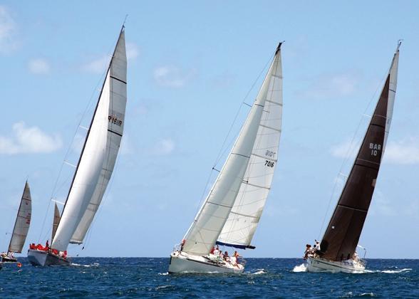 Barbados Old Brigand Rum Regatta 2020