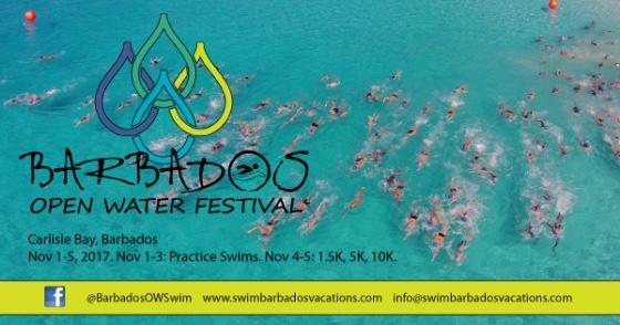 Barbados Open Water Festival 2017