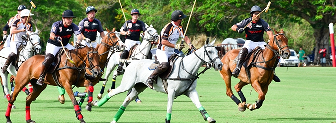 Barbados Polo Season - April 2019