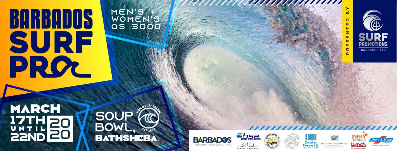 Barbados Surf Pro 2020