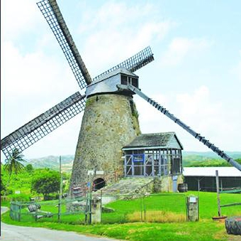 BNT Open House Programme 2017 - Morgan Lewis Windmill