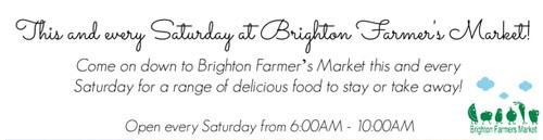 Brighton Farmers Market
