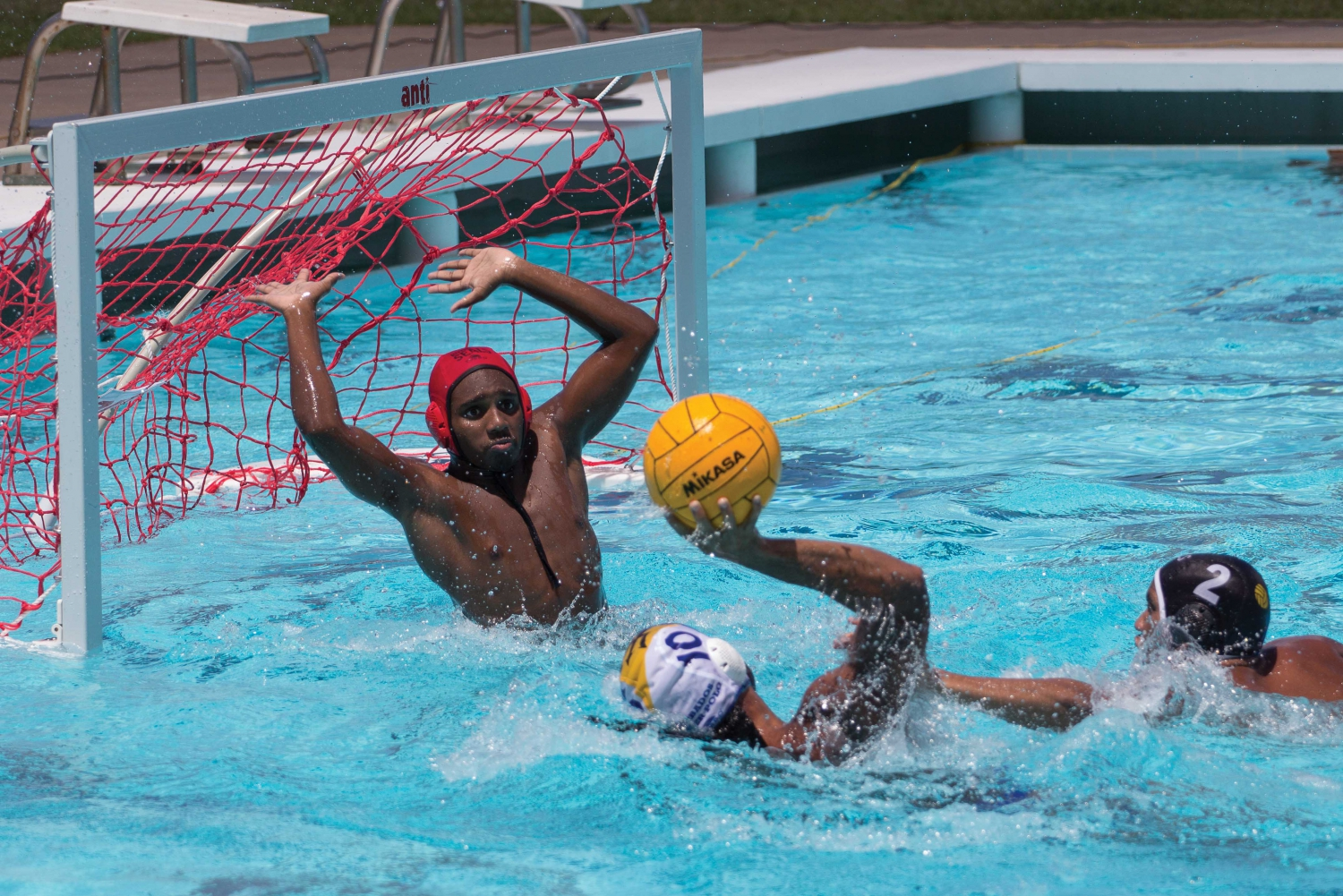 Central American & Caribbean (CCCAN) Water Polo Competition