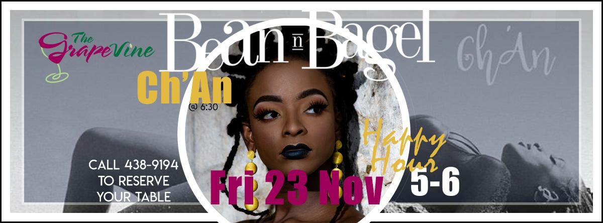 Ch'An Live at Bean n Bagel
