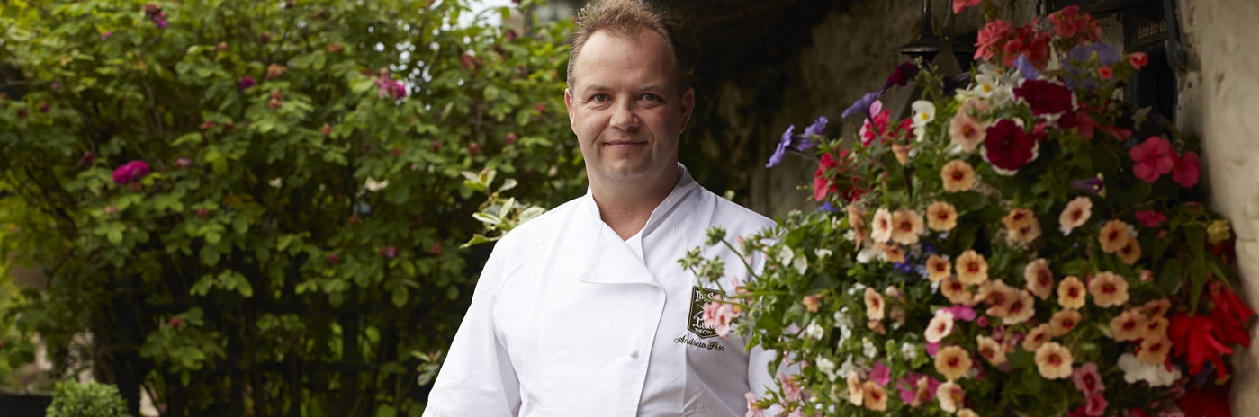 Cobblers Cove Michelin Star Guest Chef - Andrew Pern