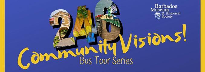 Community Visions Bus Tour Series 2020