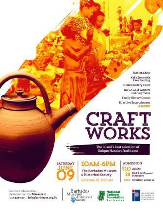 Crop Over Craft Works Fair 2018