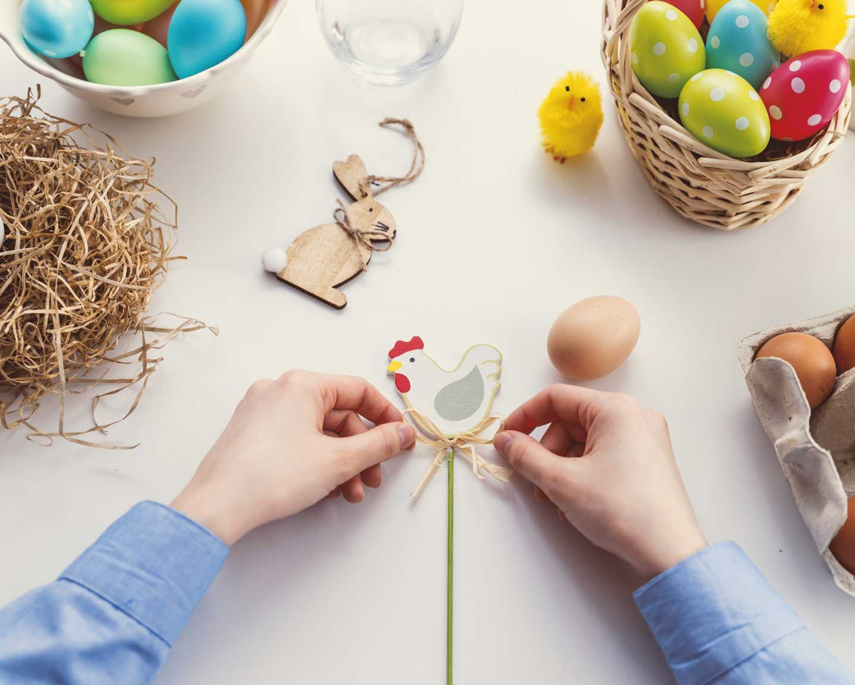 Easter Craft Fair at Limegrove