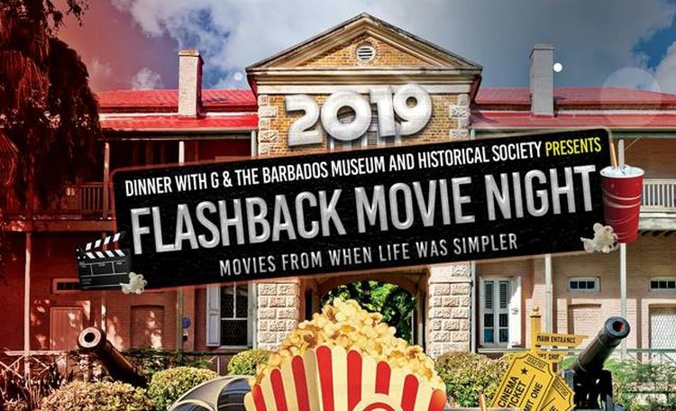 Flashback Movie Night at the Barbados Museum - May 2019
