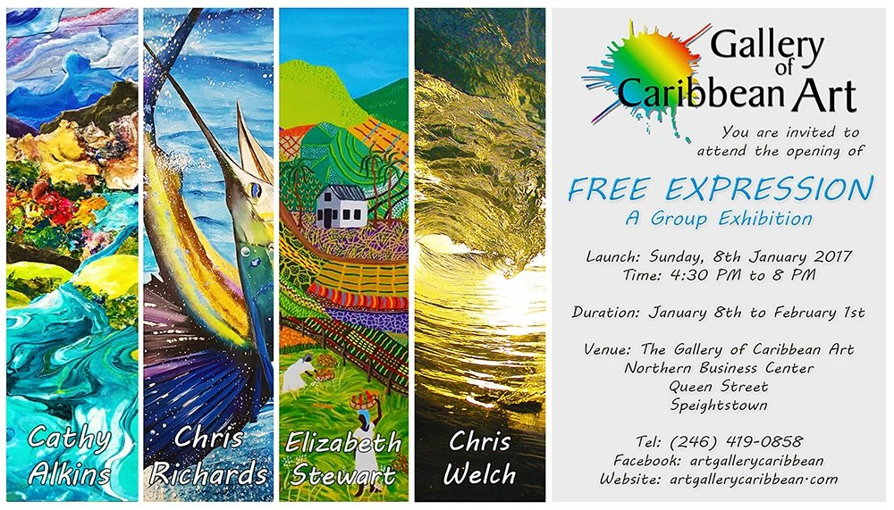 Free Expression - A Group Exhibition