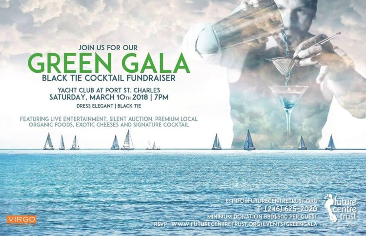 Future Centre Trust - Green Gala Fundraising Cocktail Party