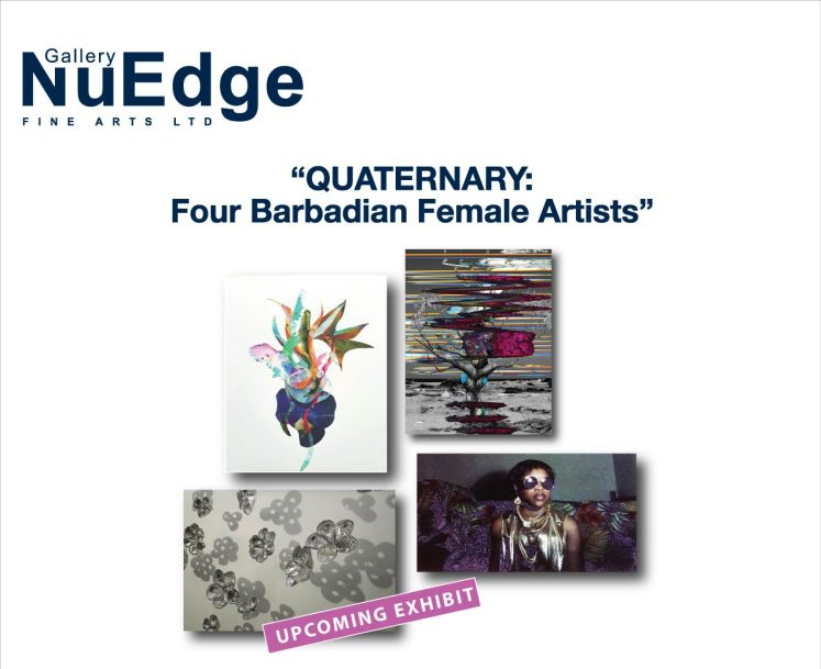 Gallery NuEdge Exhibition - Quaternary: Four Barbadian Female Artists